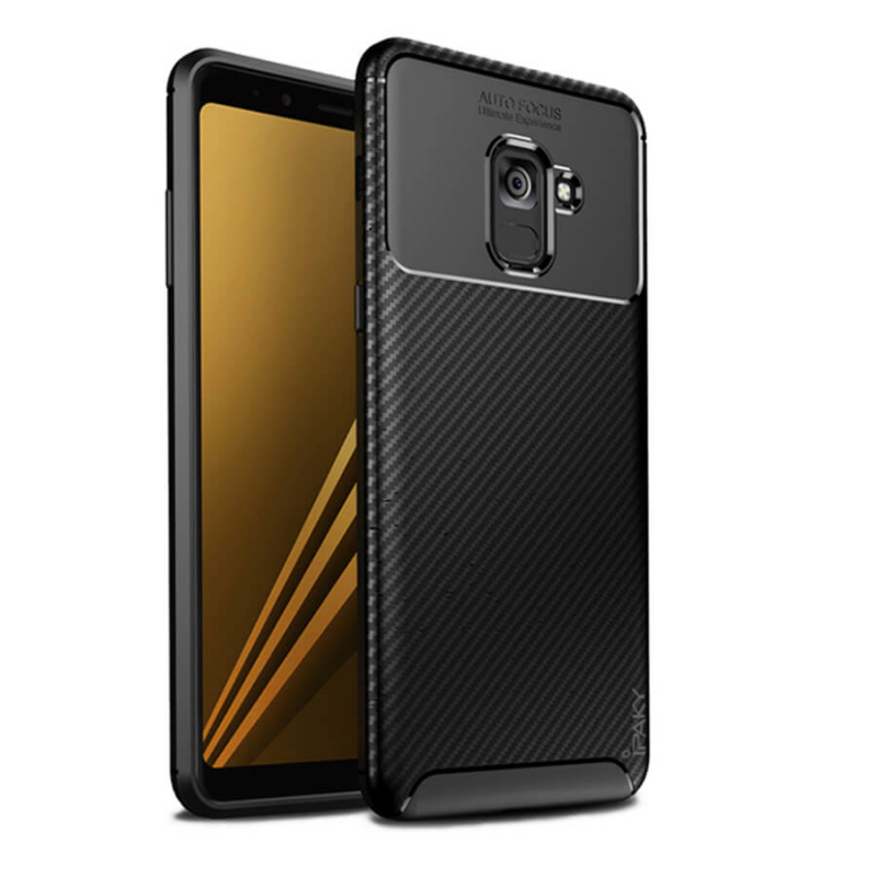 TPU чехол iPaky Kaisy Series для Samsung A730 Galaxy A8+ (2018)