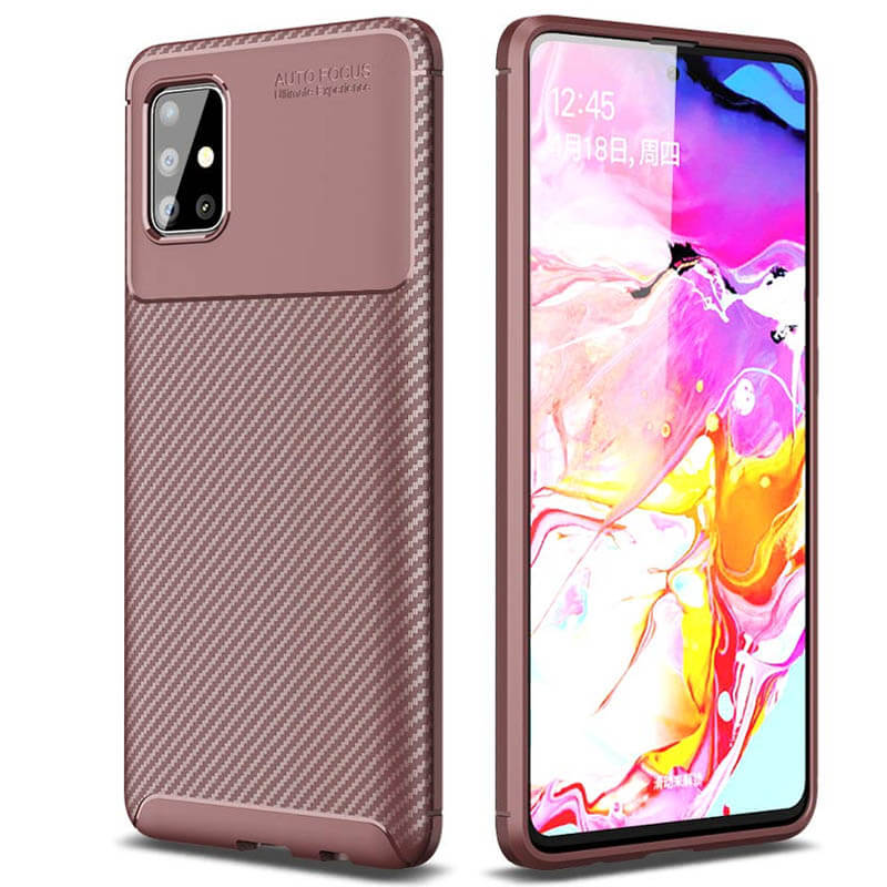 TPU чехол iPaky Kaisy Series для Samsung Galaxy A21s
