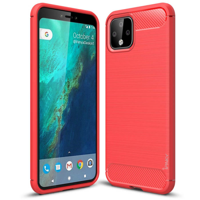 TPU чехол iPaky Slim Series для Google Pixel 4 XL