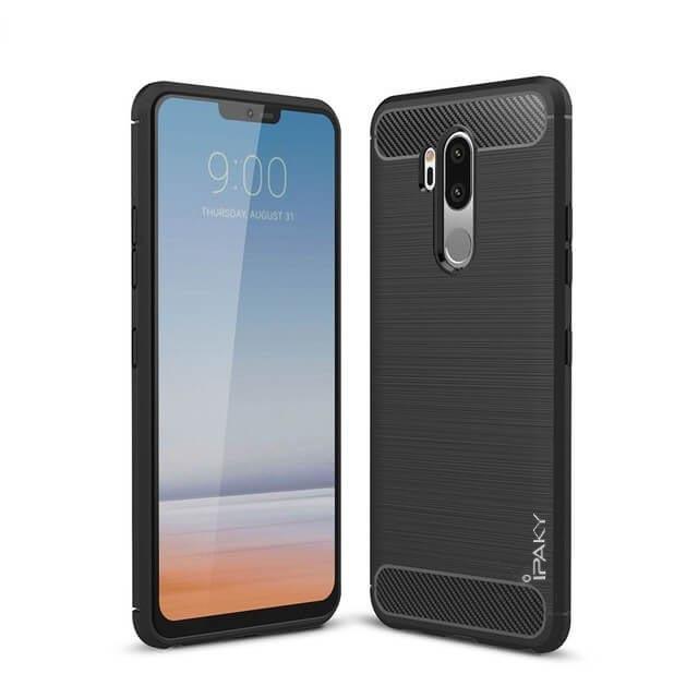 TPU чехол iPaky Slim Series для LG G7+ / LG G7 ThinQ