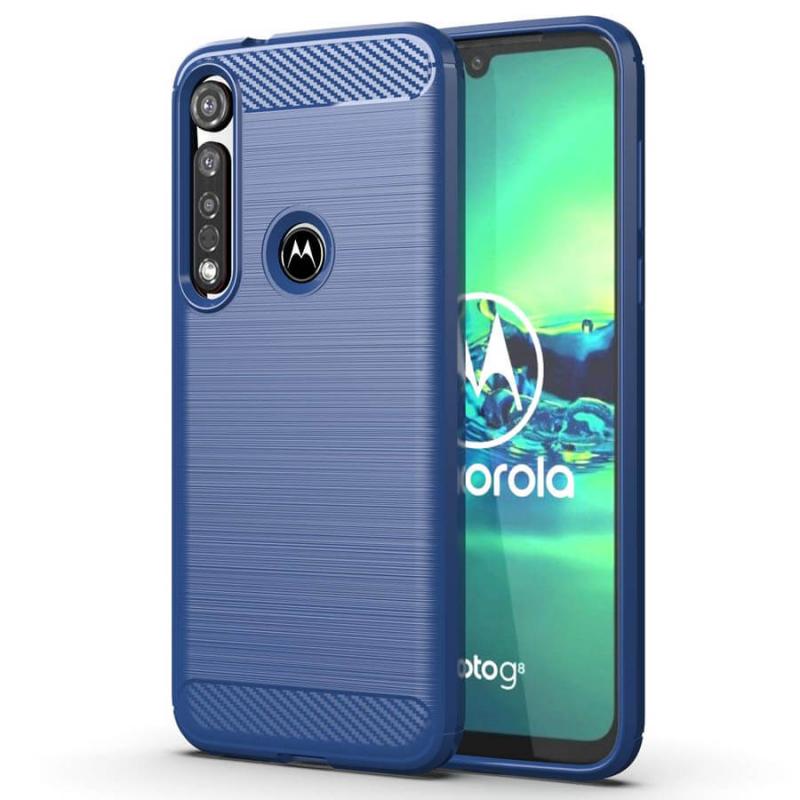 TPU чехол iPaky Slim Series для Motorola Moto G8 Plus
