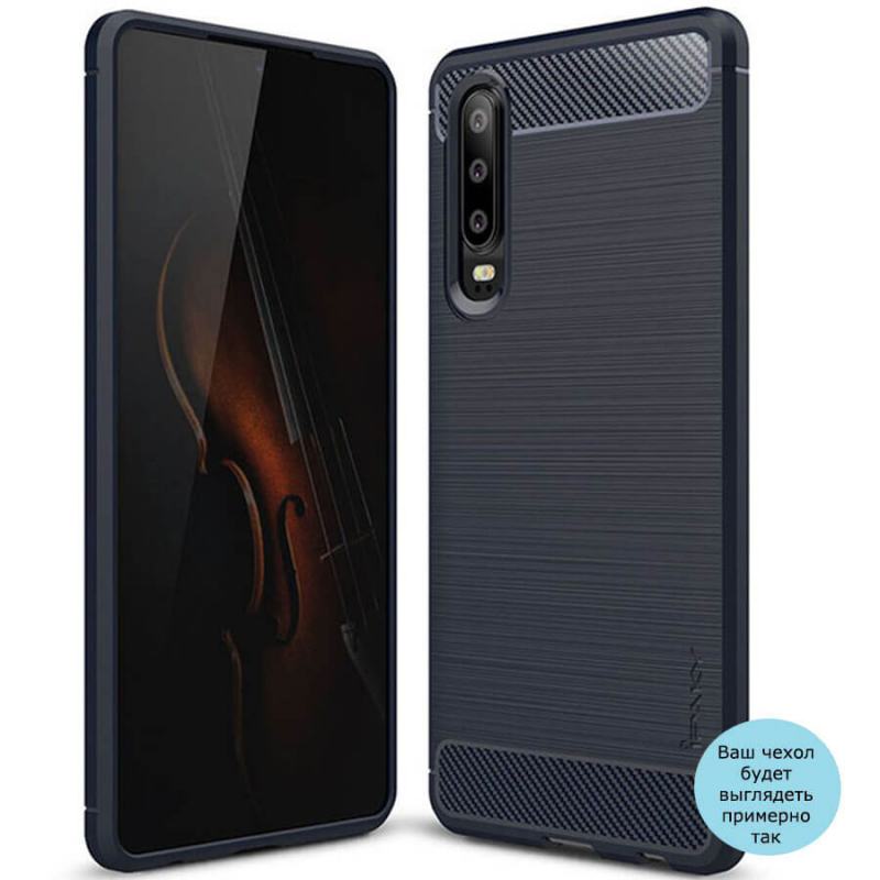 TPU чехол iPaky Slim Series для Motorola One Zoom