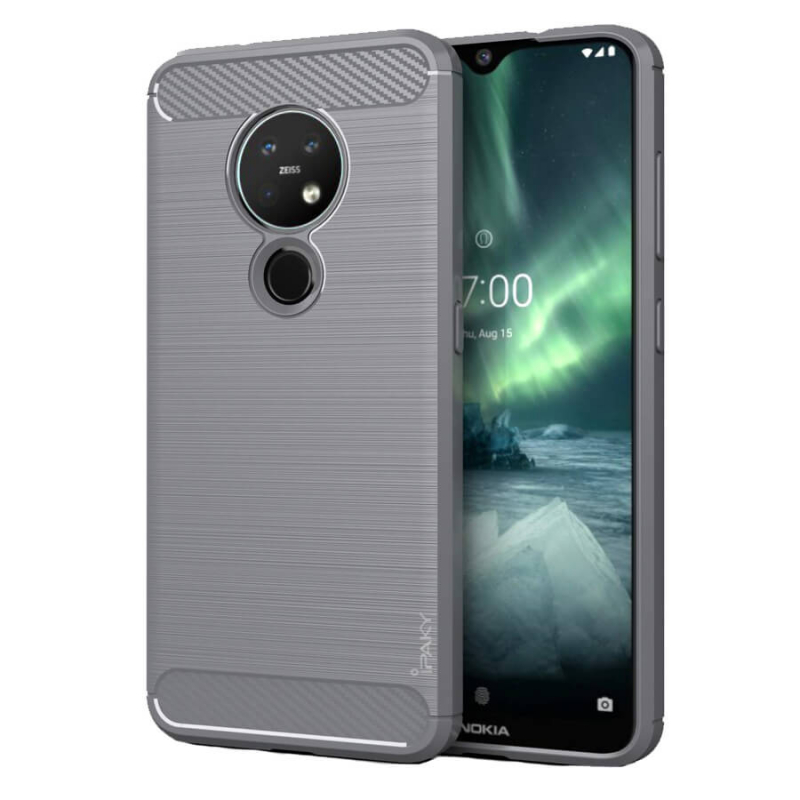 TPU чехол iPaky Slim Series для Nokia 6.2 / 7.2