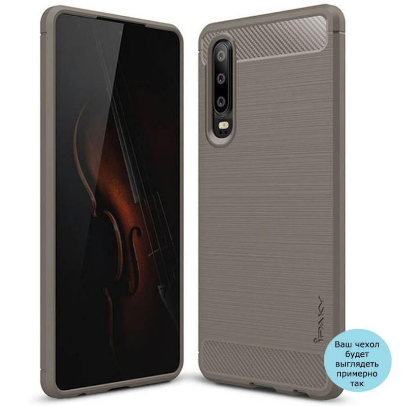 TPU чехол iPaky Slim Series для Nokia X71