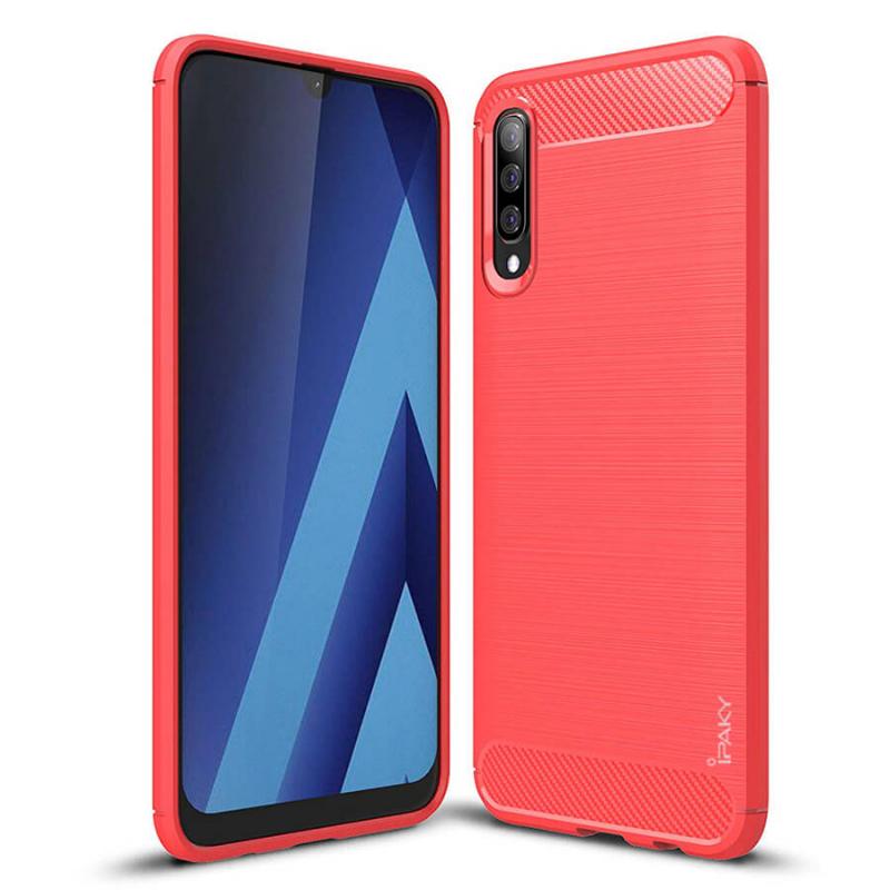 TPU чехол iPaky Slim Series для Samsung Galaxy A70 (A705F)