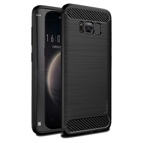 TPU чехол iPaky Slim Series для Samsung G955 Galaxy S8 Plus