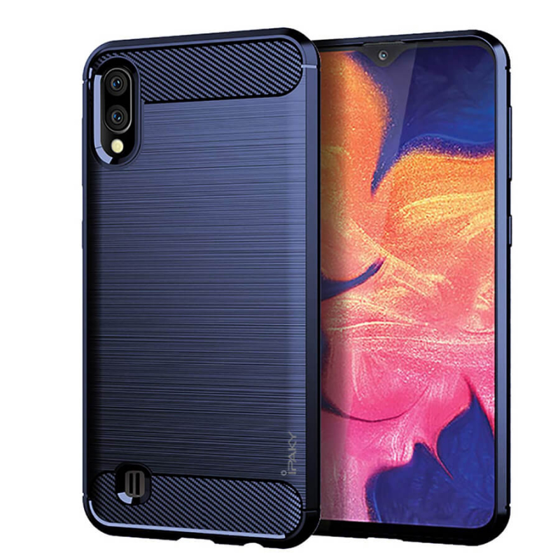 TPU чехол iPaky Slim Series для Samsung Galaxy A01