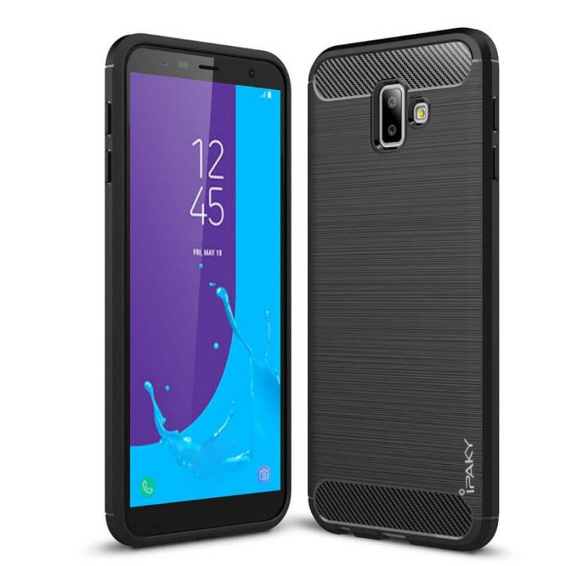 TPU чехол iPaky Slim Series для Samsung Galaxy J6+ (2018) (J610F)