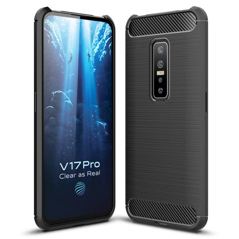 TPU чехол iPaky Slim Series для Vivo V17 Pro
