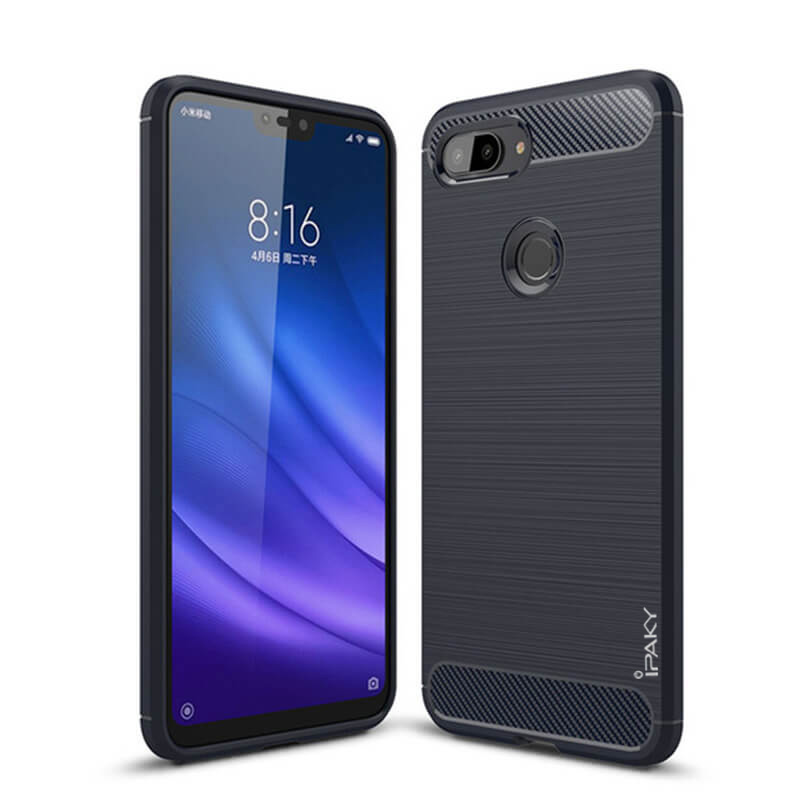 TPU чехол iPaky Slim Series для Xiaomi Mi 8 Lite / Mi 8 Youth (Mi 8X)
