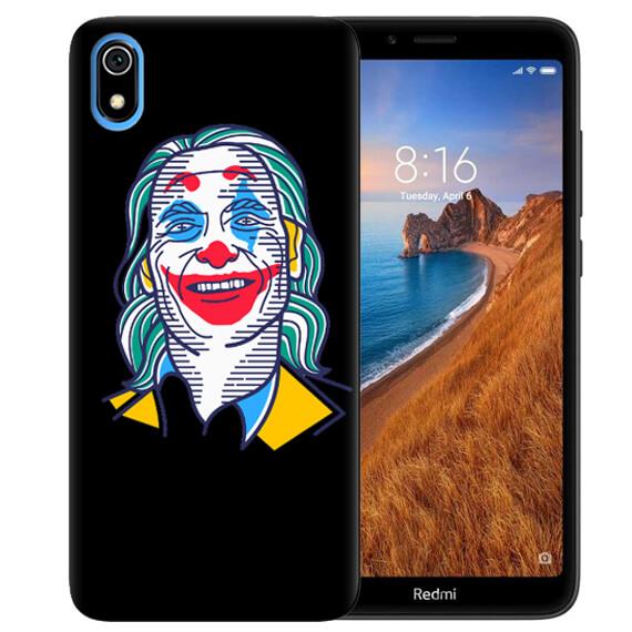 TPU чехол Warhols Jocker для Xiaomi Redmi 7A