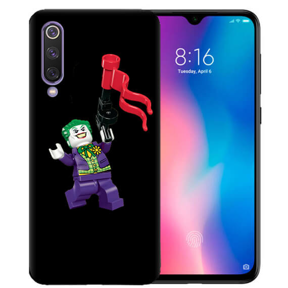 TPU чехол Lego Jocker для Xiaomi Mi 9 SE