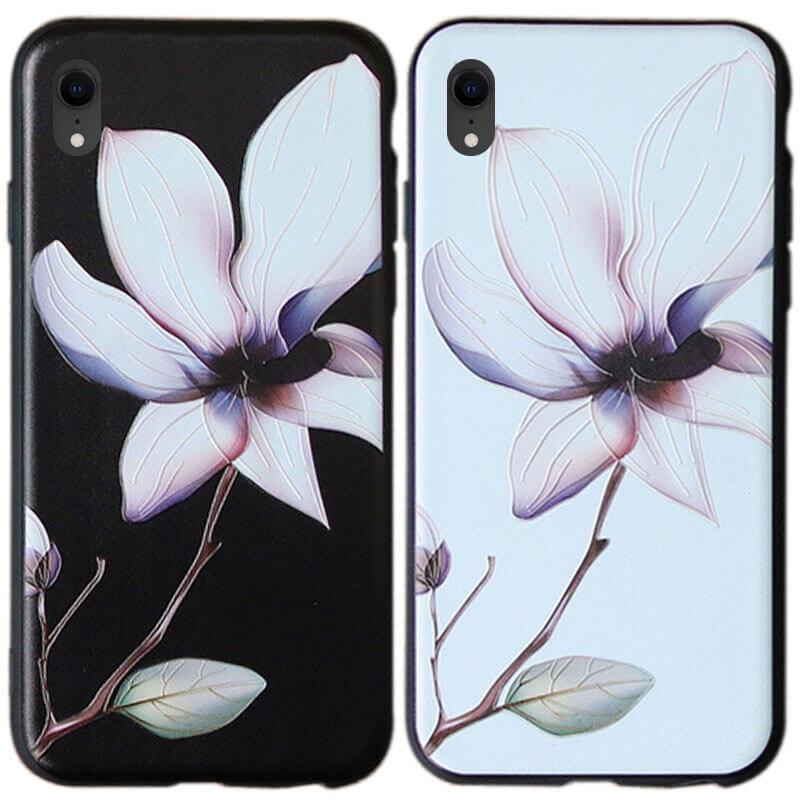 "TPU чехол Магнолия для Apple iPhone XR (6.1"")"