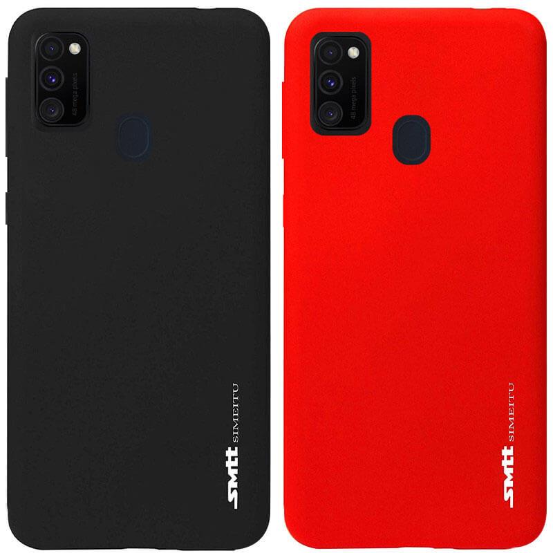 TPU чехол матовый SMTT для Samsung Galaxy M30s / M21