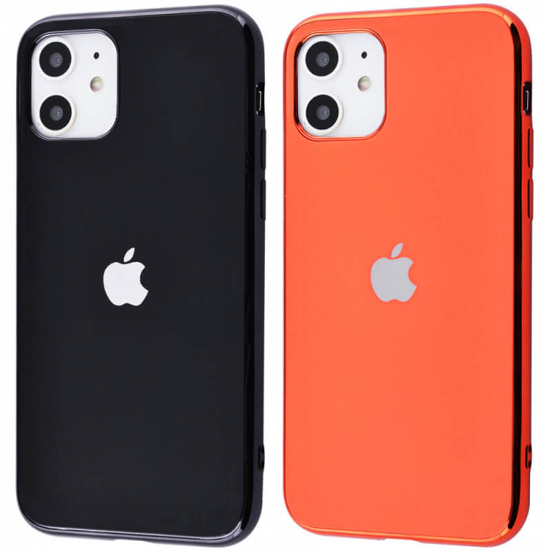 "TPU чехол Matte LOGO для Apple iPhone 11 (6.1"")"