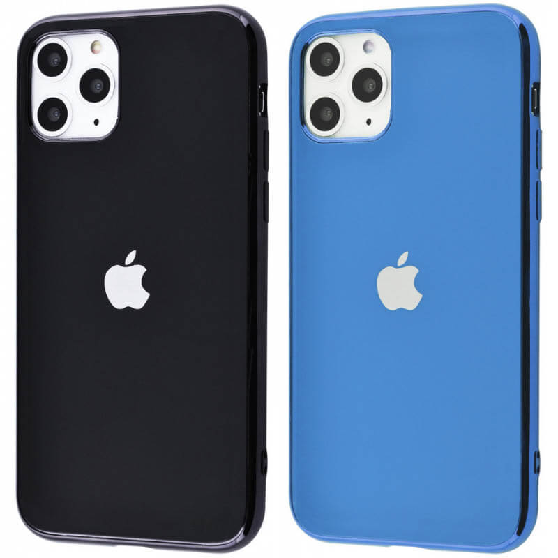 "TPU чехол Matte LOGO для Apple iPhone 11 Pro (5.8"")"