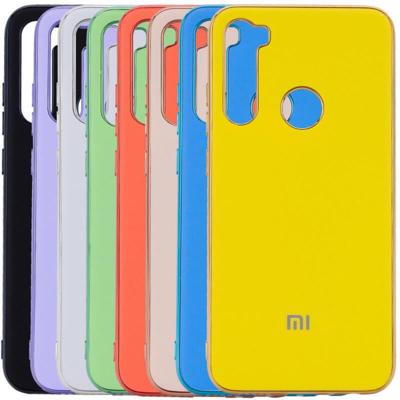 TPU чехол Matte LOGO для Xiaomi Redmi Note 8