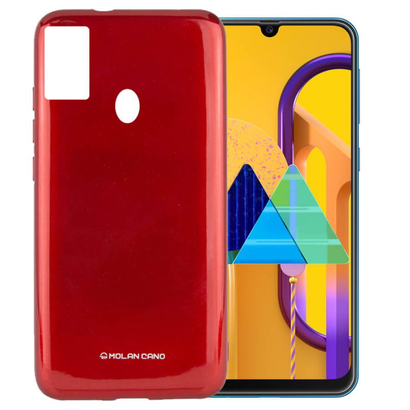 TPU чехол Molan Cano Glossy для Samsung Galaxy M30s