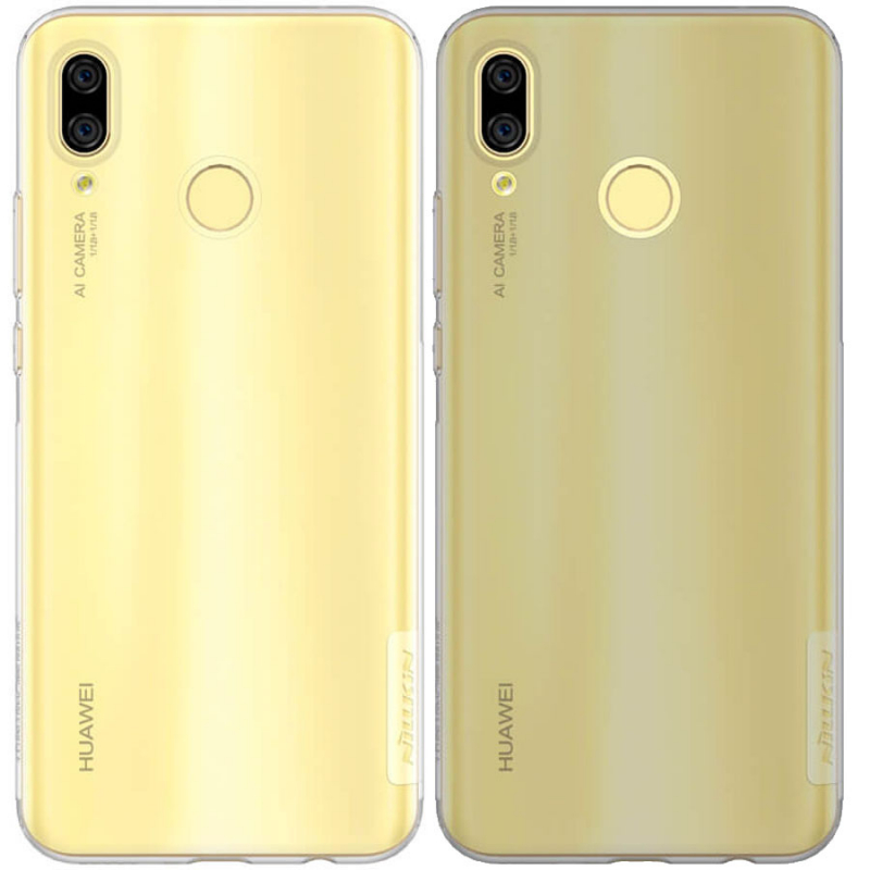 TPU чехол Nillkin Nature Series для Huawei Nova 3