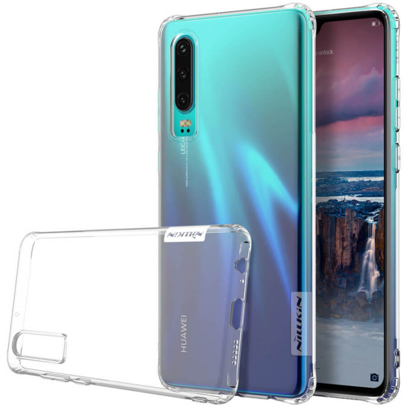 TPU чехол Nillkin Nature Series для Huawei P30