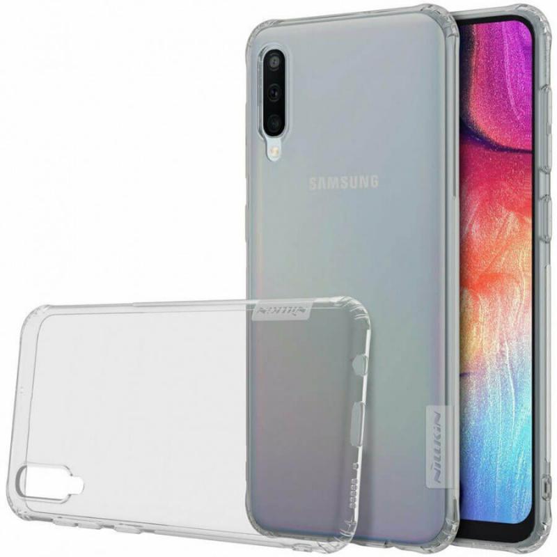 TPU чехол Nillkin Nature Series для Samsung Galaxy A50 (A505F) / A50s / A30s