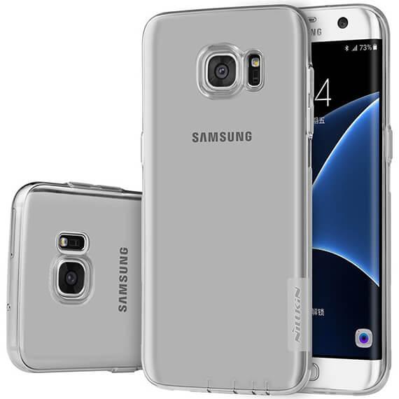 TPU чехол Nillkin Nature Series для Samsung G935F Galaxy S7 Edge