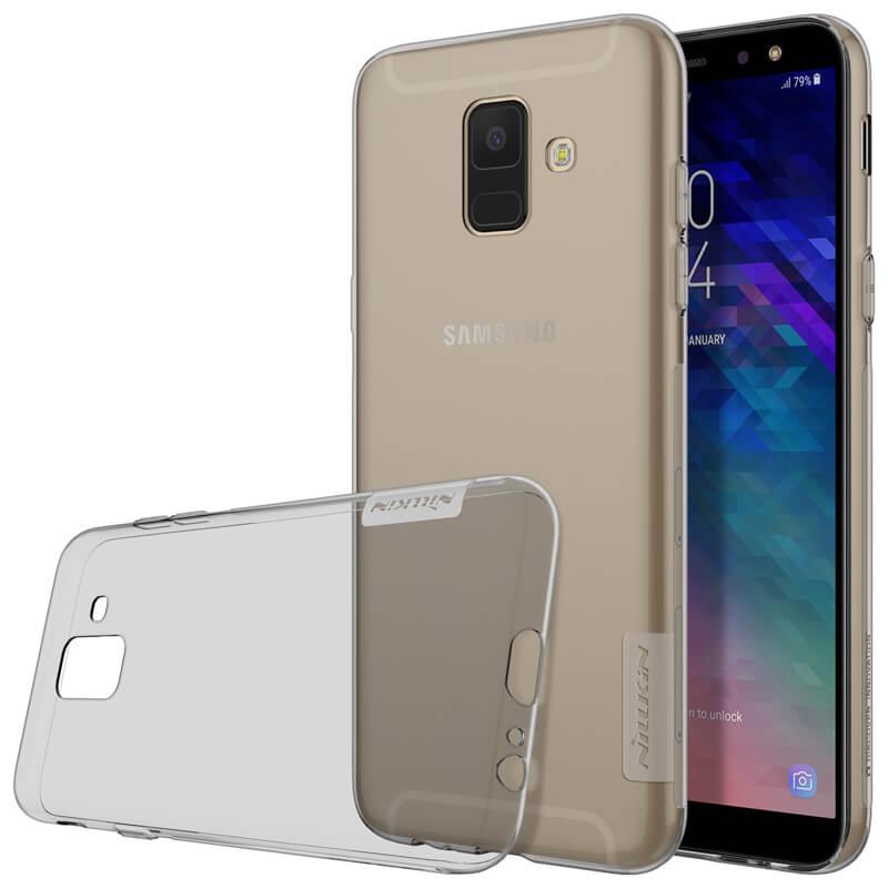 TPU чехол Nillkin Nature Series для Samsung Galaxy A6 (2018)