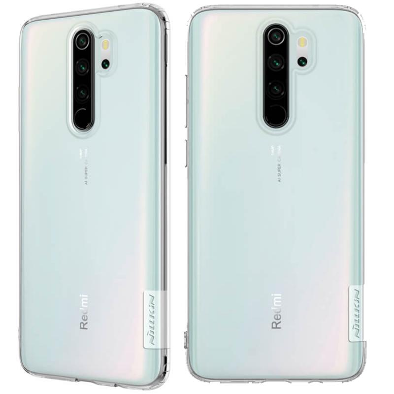 TPU чехол Nillkin Nature Series для Xiaomi Redmi Note 8 Pro