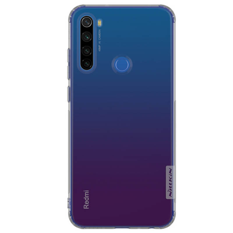 TPU чехол Nillkin Nature Series для Xiaomi Redmi Note 8T