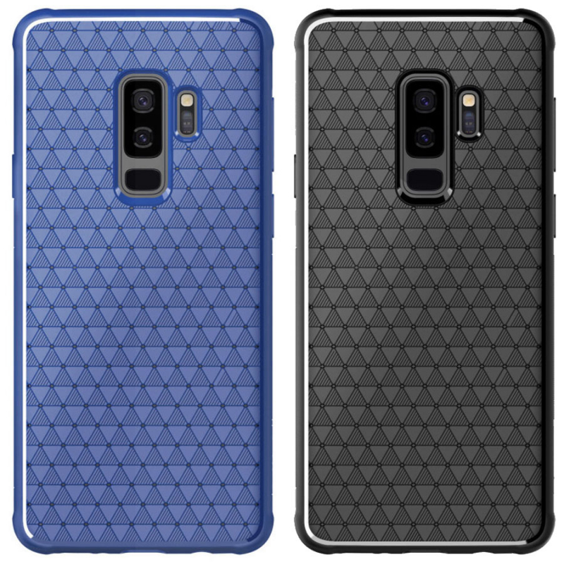 TPU чехол Nillkin Weave Series для Samsung Galaxy S9+