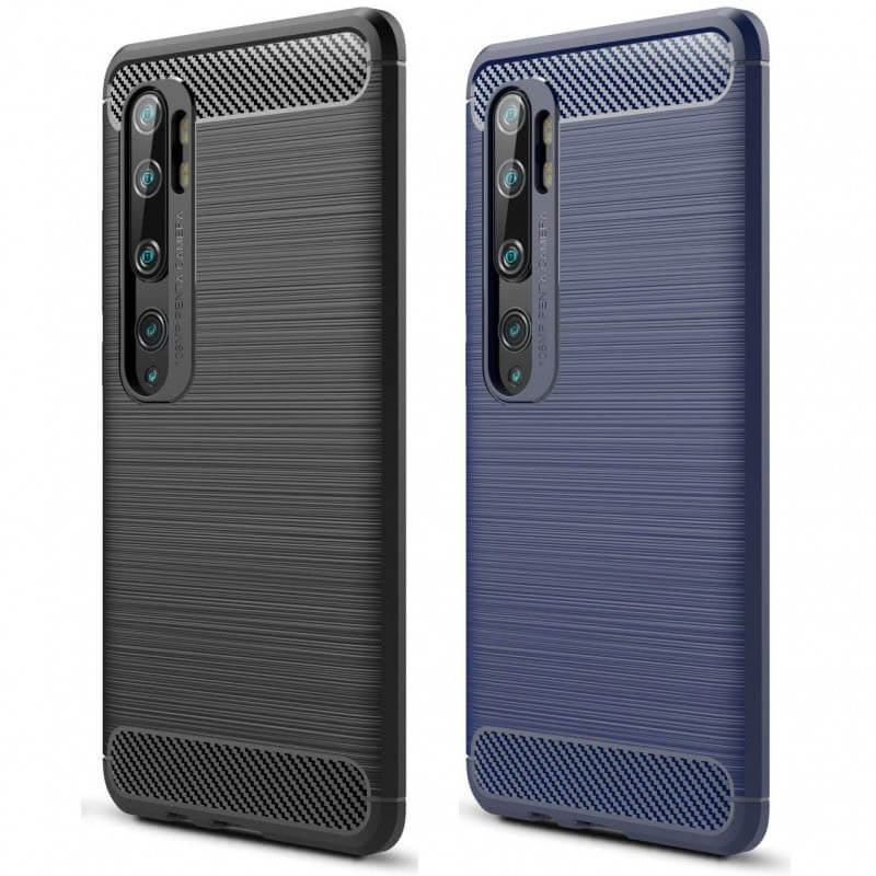 TPU чехол Slim Series для Xiaomi Mi Note 10 / Note 10 Pro / Mi CC9 Pro / Note 10 Lite