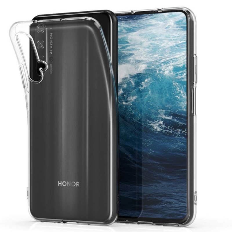 TPU чехол SMTT для Huawei Honor 20 / Nova 5T