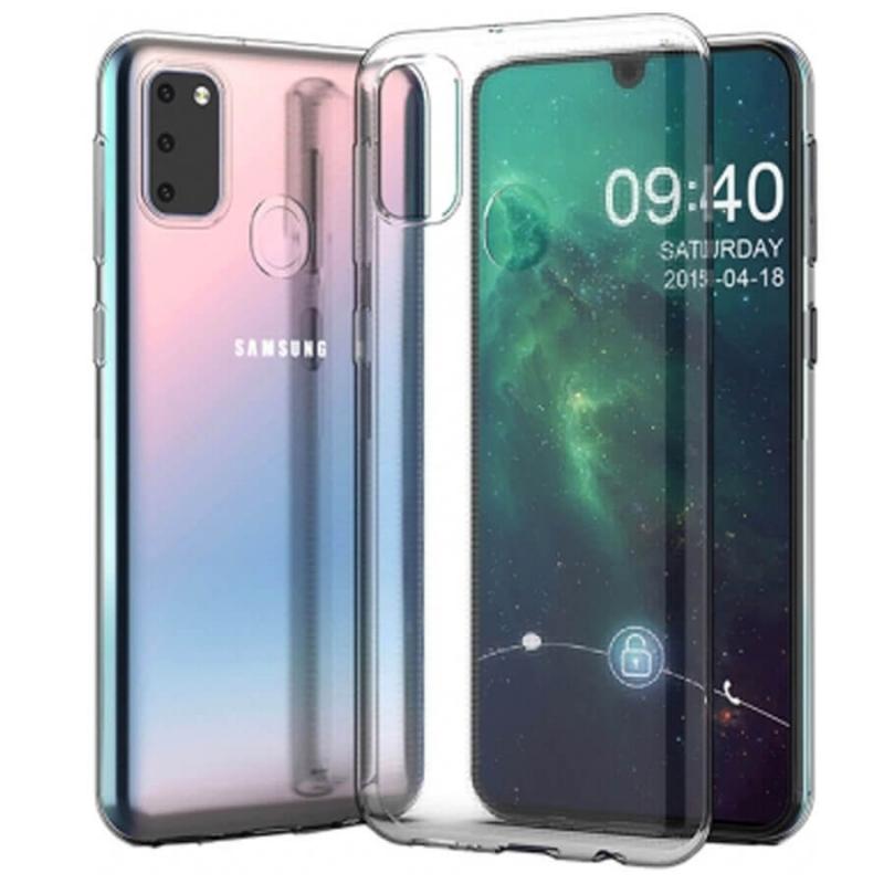 TPU чехол SMTT для Samsung Galaxy M30s