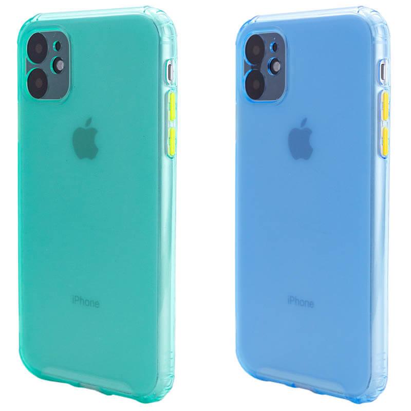 "TPU чехол Сolor matte для Apple iPhone 11 (6.1"")"