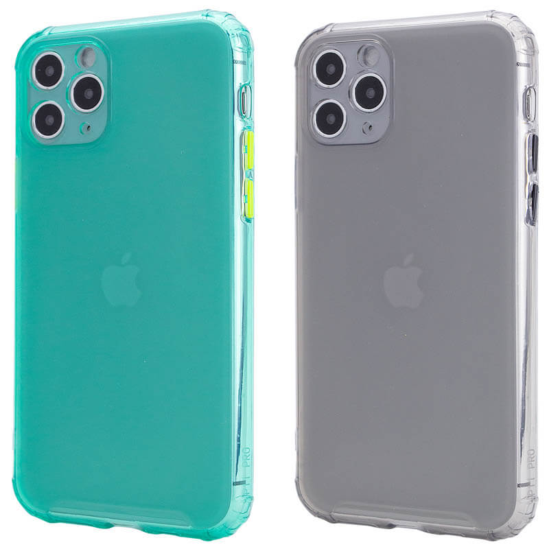 "TPU чехол Сolor matte для Apple iPhone 11 Pro Max (6.5"")"