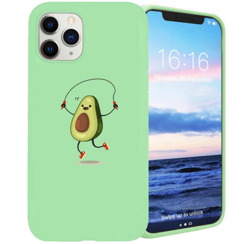 "TPU чехол Tender для Apple iPhone 11 Pro (5.8"")"