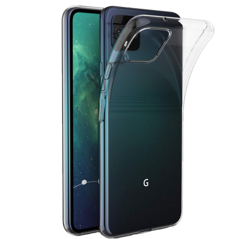 TPU чехол Ultrathin Series 0,33mm для Google Pixel 4 XL