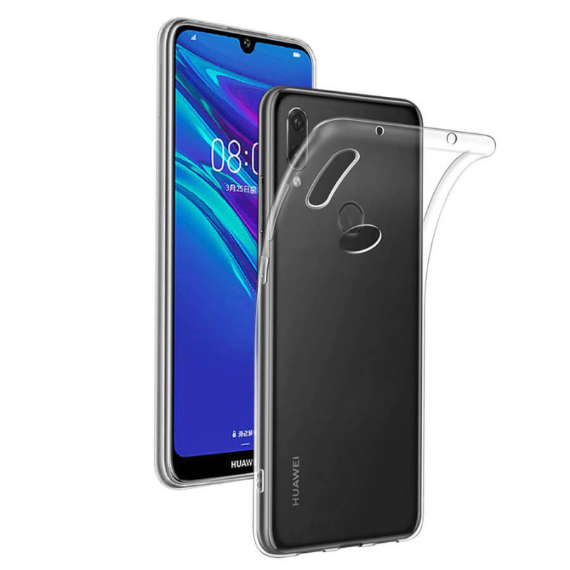 TPU чехол Ultrathin Series 0,33mm для Huawei Y6 (2019) / Honor 8A