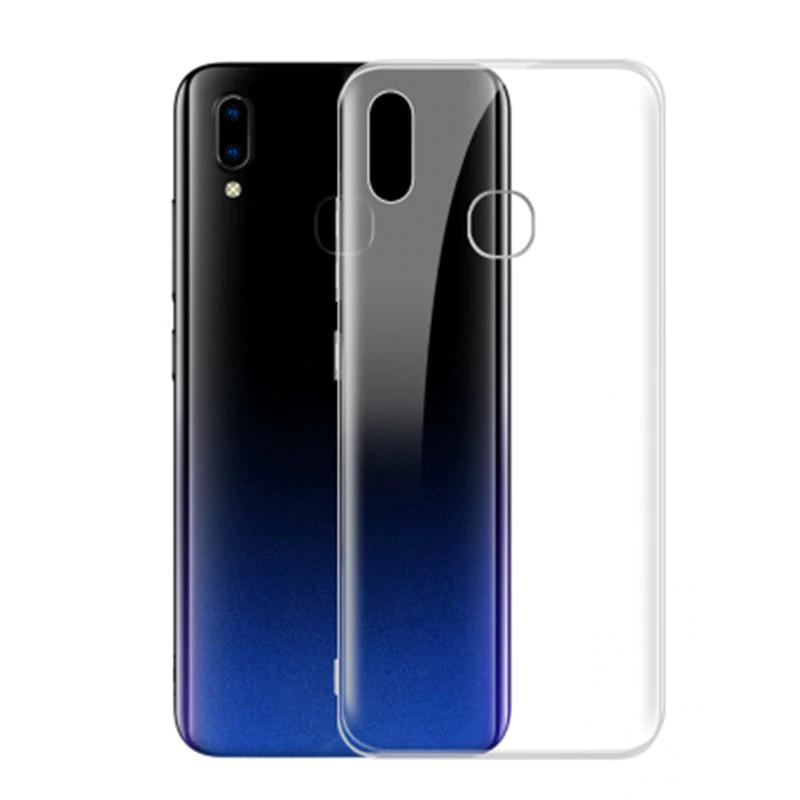 TPU чехол Ultrathin Series 0,33mm для Vivo Y91