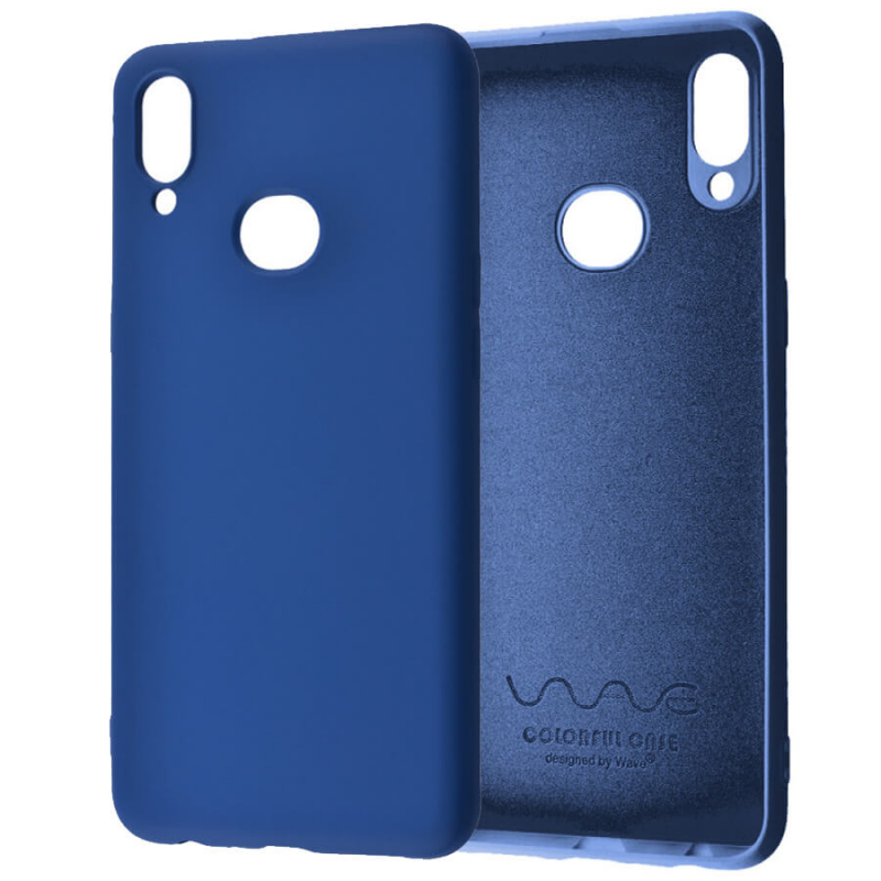 TPU чехол WAVE Colorful для Samsung Galaxy A10s