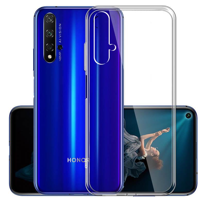 TPU чехол WXD Series 0,8mm для Huawei Honor 20 / Nova 5T