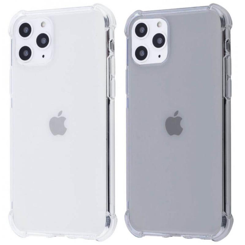 "TPU чехол WXD Series противоударный для Apple iPhone 11 Pro Max (6.5"")"