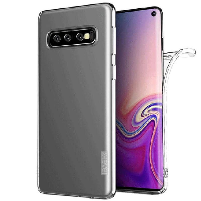 TPU чехол X-Level Anti-Slip series для Samsung Galaxy S10+