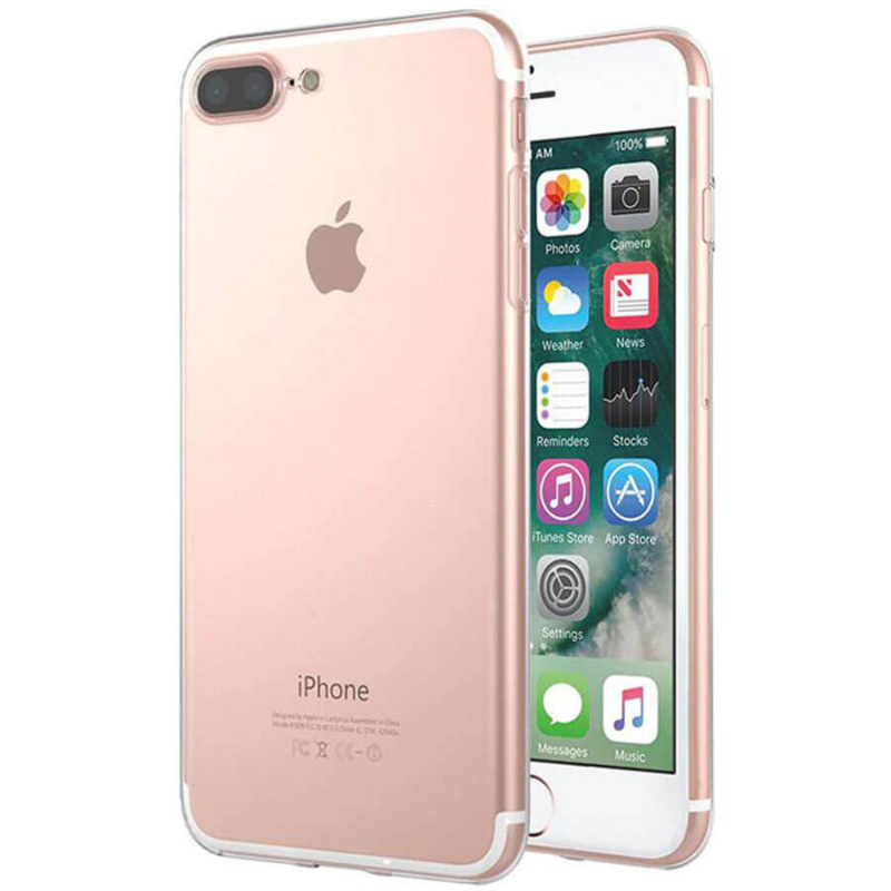 "TPU чехол Xundd Diamond Clear для Apple iPhone 8 plus (5.5"")"