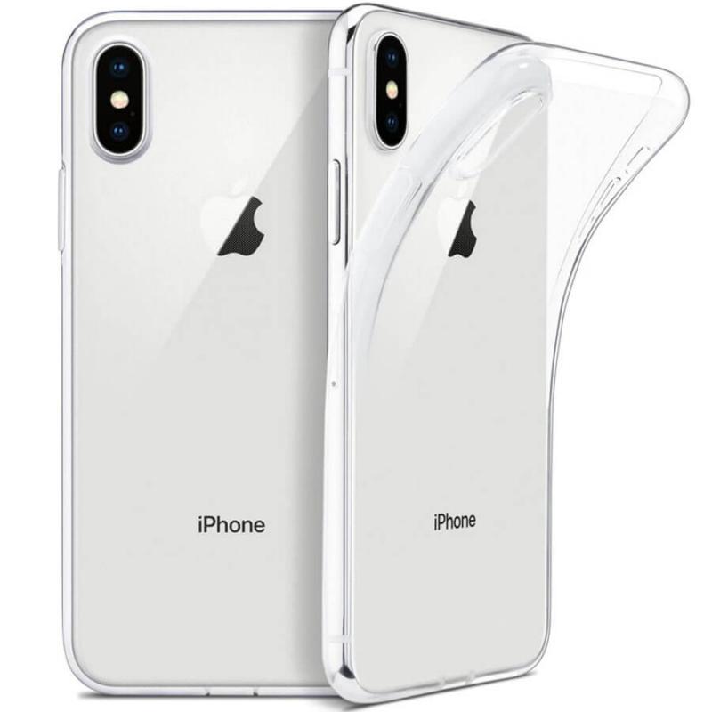 "TPU чехол Xundd Diamond Clear для Apple iPhone X / XS (5.8"")"