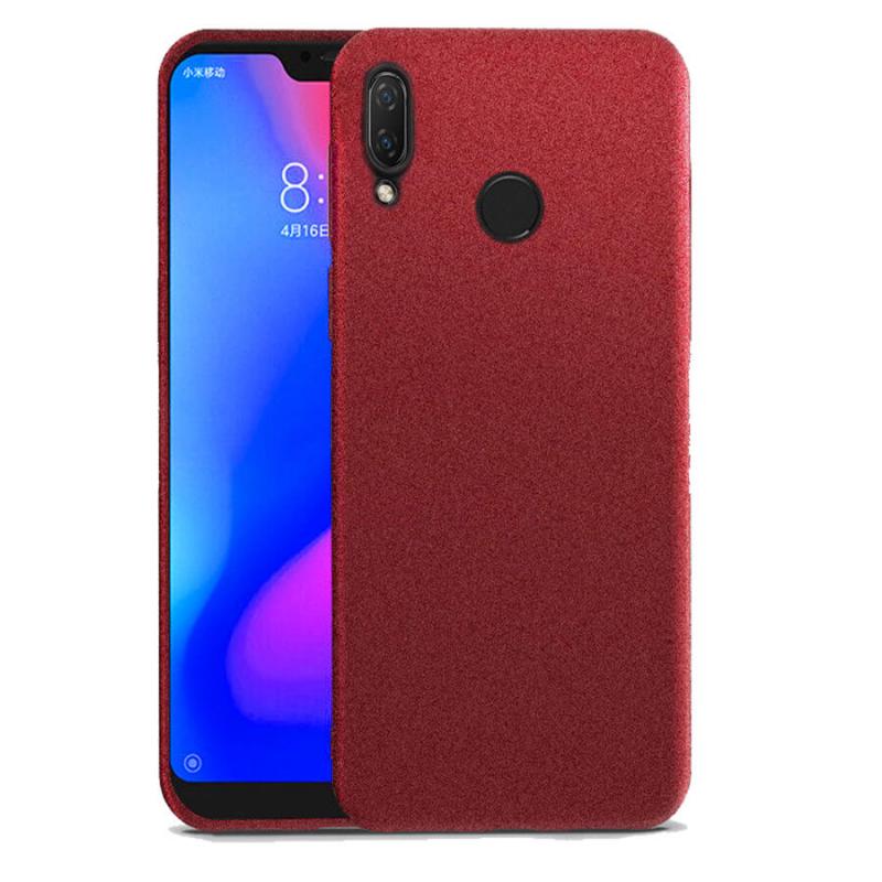 TPU Sandstone Matte case для Huawei Y9 (2019) / Enjoy 9 Plus