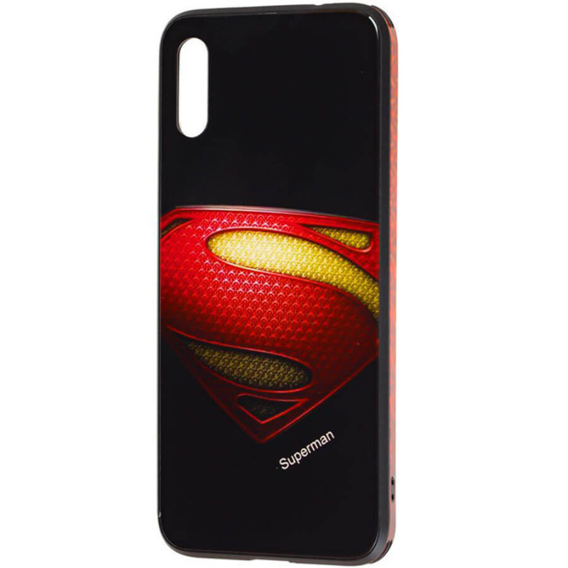 "TPU+Glass чехол Cute Print для Apple iPhone XR (6.1"")"