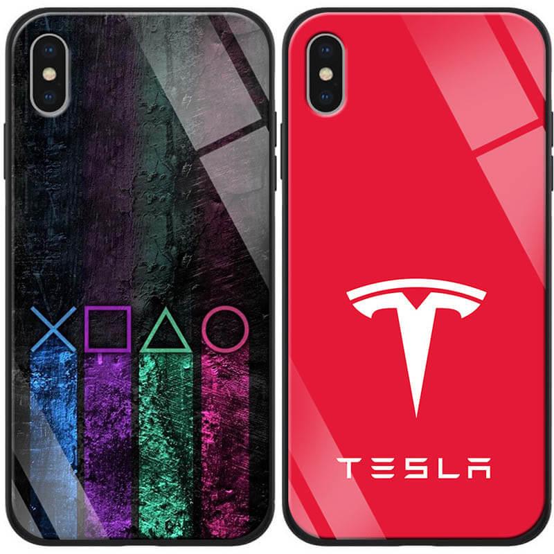 """TPU+Glass чехол ForFun для Apple iPhone X / XS (5.8"""")"""