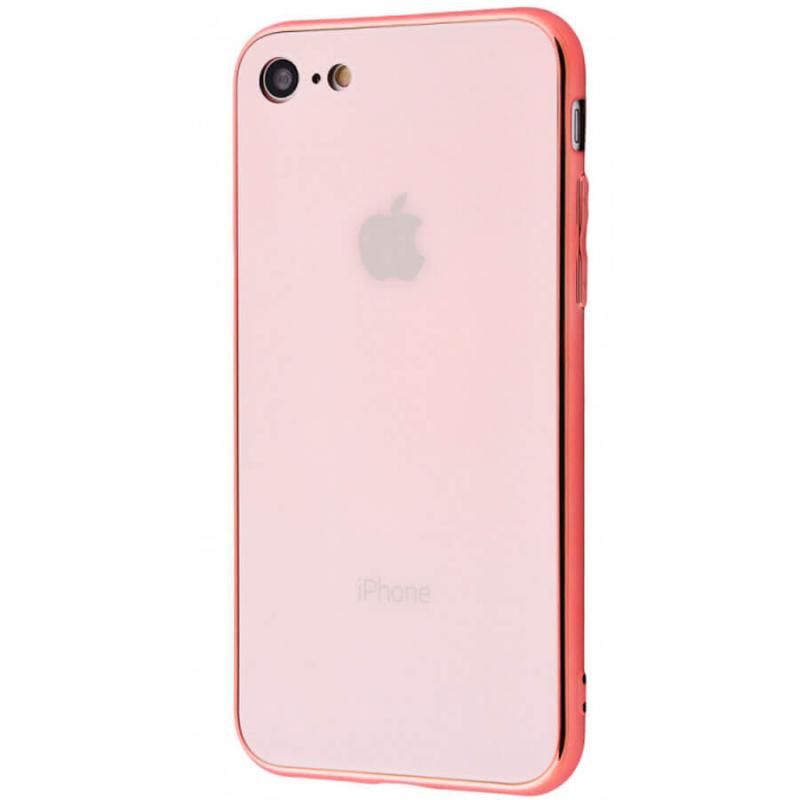 "TPU+Glass чехол Glamor для Apple iPhone 8 (4.7"")"