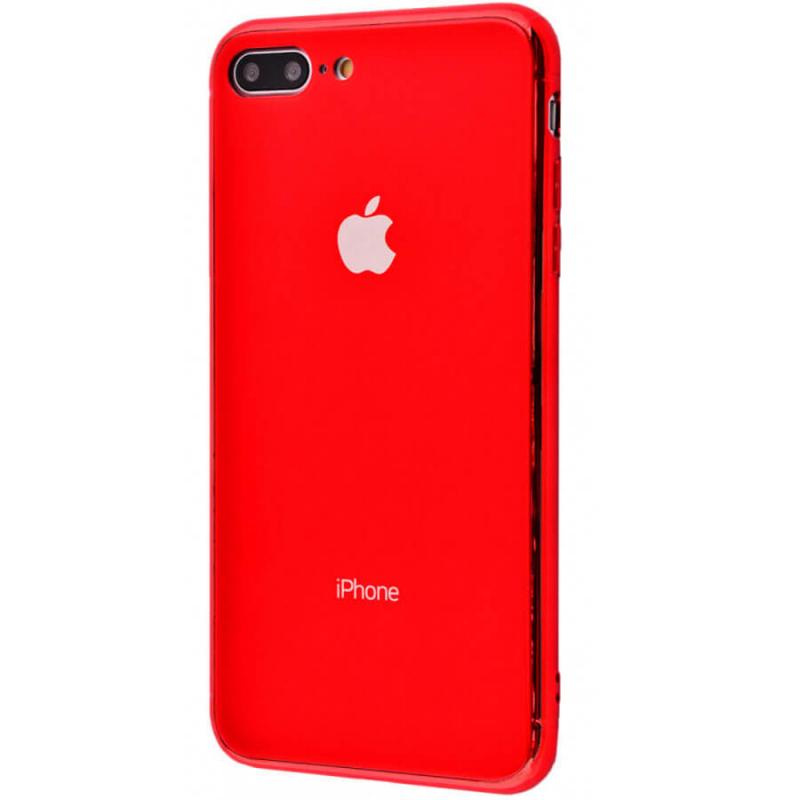 "TPU+Glass чехол Glamor для Apple iPhone 8 plus (5.5"")"
